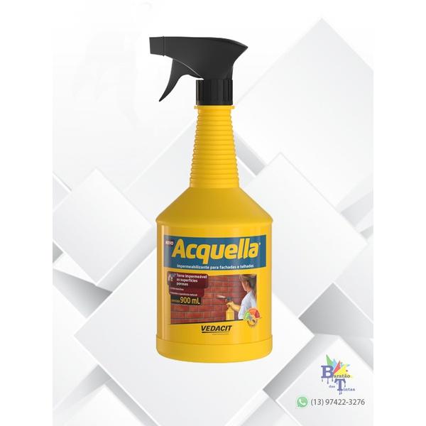 ACQUELA BASE ÁGUA VEDACIT SPRAY 900ML