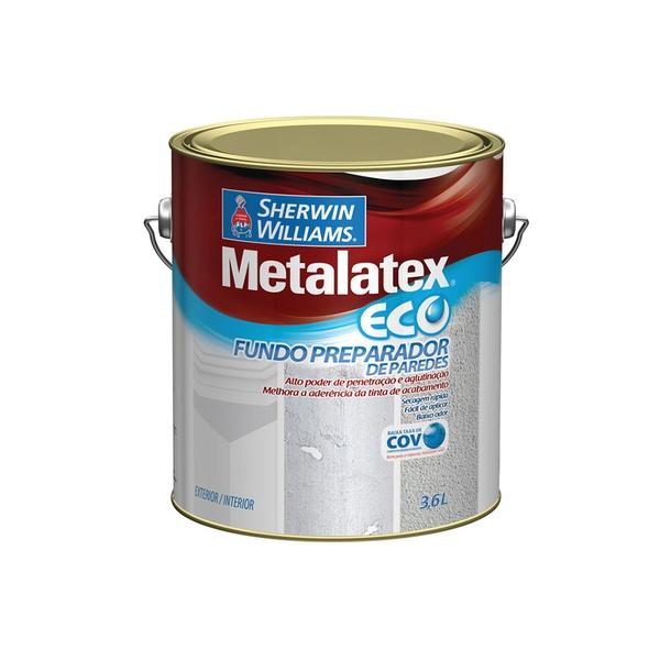 METALATEX FUNDO PREPARADOR DE PAREDES ECO 3,6L
