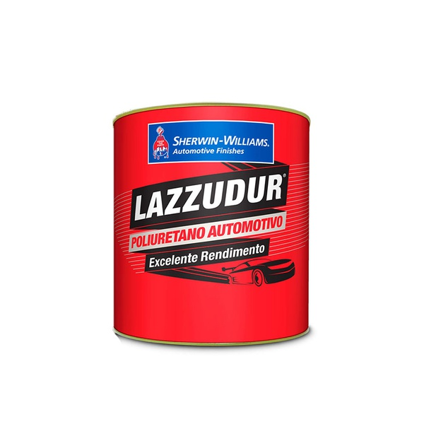 TINTA PU BRANCO PURO II 675ML LAZZURIL S/ CATALIZADOR