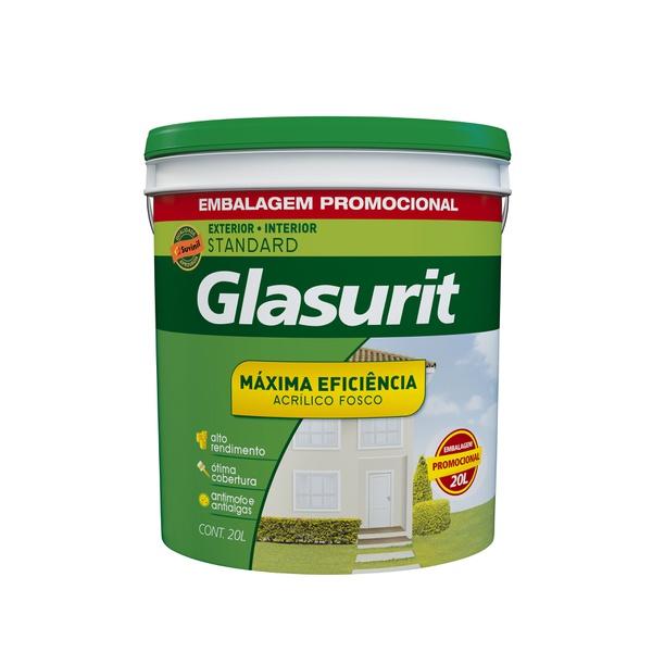 GLASURIT MÁXIMA EFICIÊNCIA BRANCO 20L