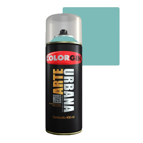 COLORGIN SPRAY ARTE URBANA VERDE MERESIA 960 400ML