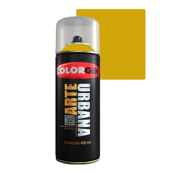 COLORGIN SPRAY ARTE URBANA ELDORADO 972 400ML