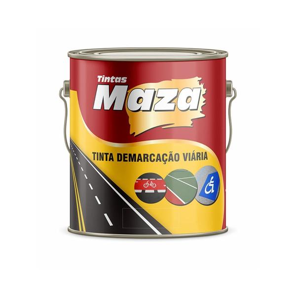 MAZA PAV DEMARCAÇÃO VERMELHO 3,6L