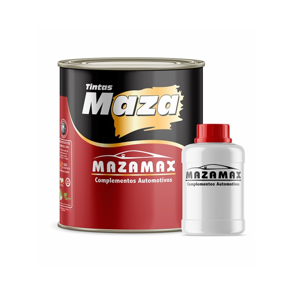 WASH PRIMER KIT MAZA 3,6L