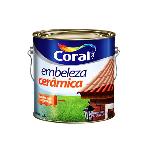 CORAL EMBELEZA CERÂMICA 3,6L