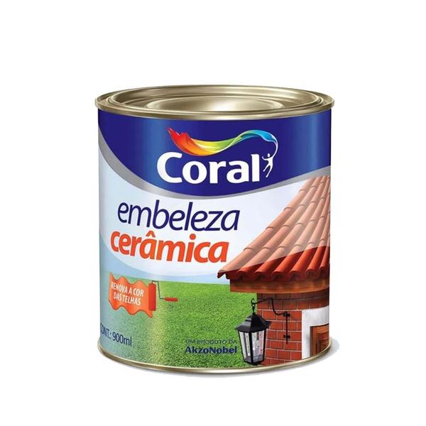 CORAL EMBELEZA CERÂMICA 900ML