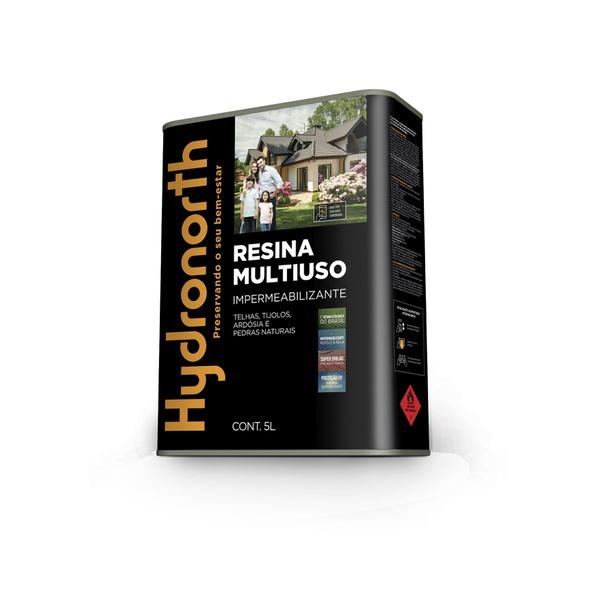 RESINA ACRÍLICA INCOLOR HYDRONORTH 5L