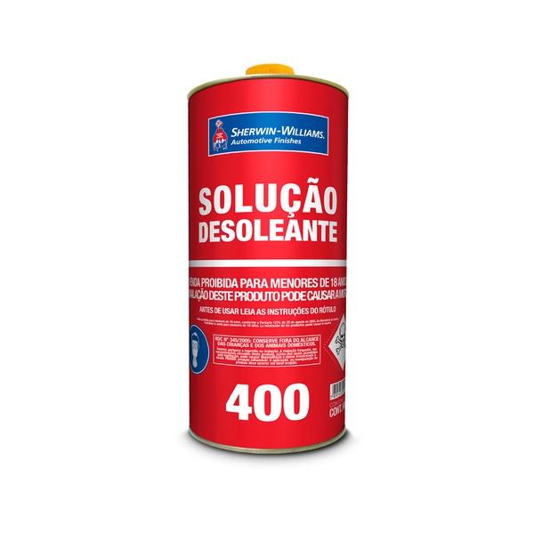 SOLUÇÃO DESOLEANTE LAZZURIL 900ML