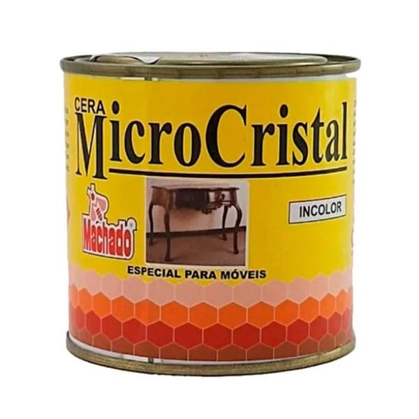 CERA MICRO CRISTAL INCOLOR 900GR