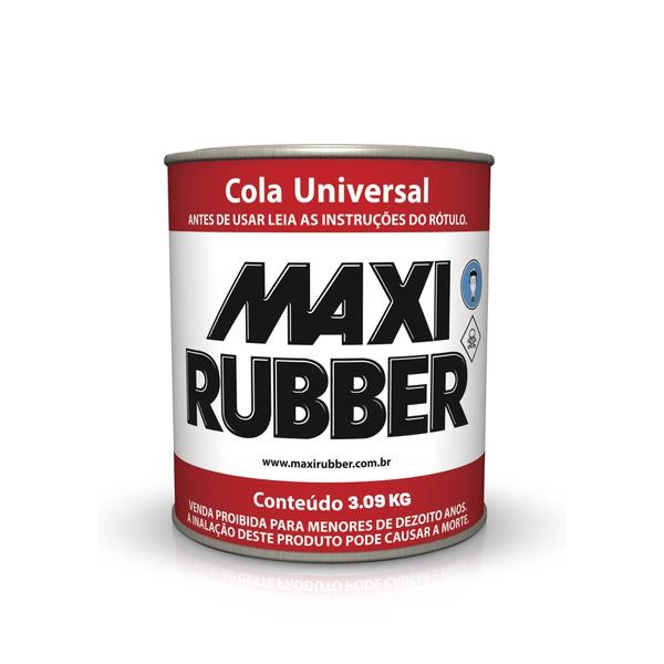 COLA UNIVERSAL MAXI RUBBER 3,09KG
