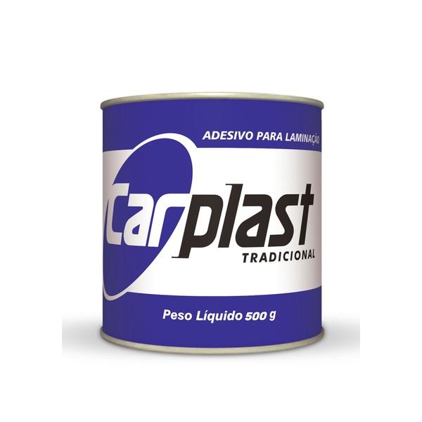 MASSA PLÁSTICA CINZA CARPLAST 500GR