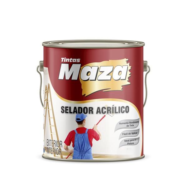 MAZA SELADOR ACRÍLICO 3,6L