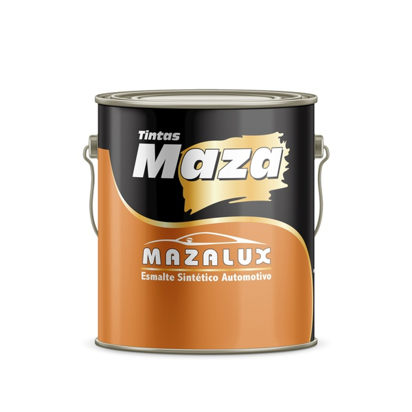 MAZA ESMALTE LARANJA BOREAL MAZALUX 3,6L