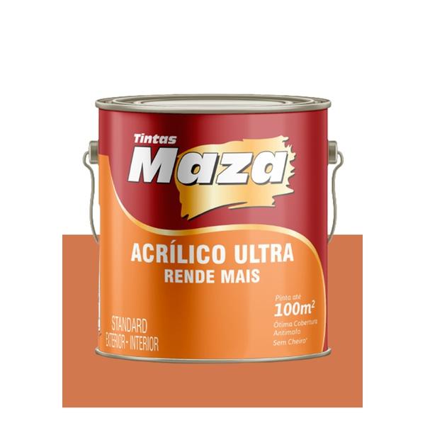 MAZA ACRÍLICO ULTRA CENOURA 3,6L
