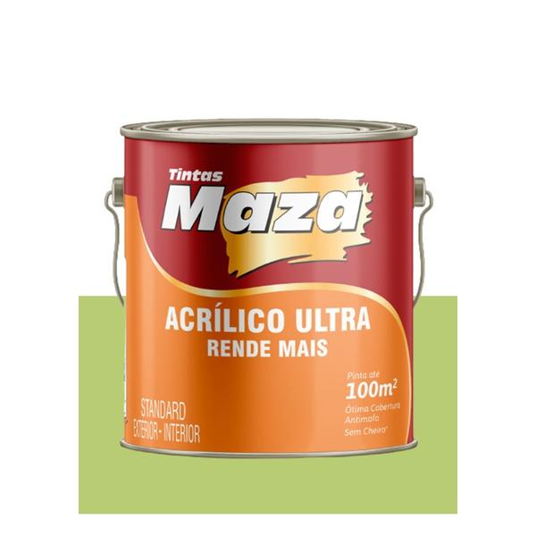 MAZA ACRÍLICO ULTRA VERDE VIDA 3,6L