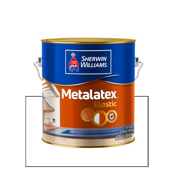METALATEX ELASTIC BRANCO 3,6L