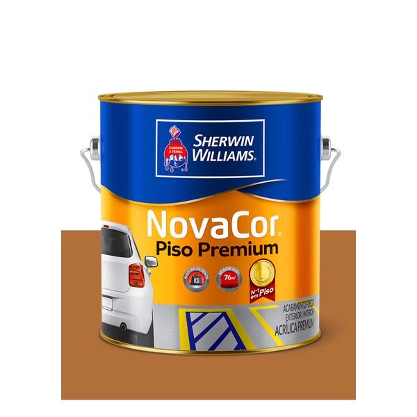NOVACOR PISO MAIS RESISTENTE CASTOR 3,6L