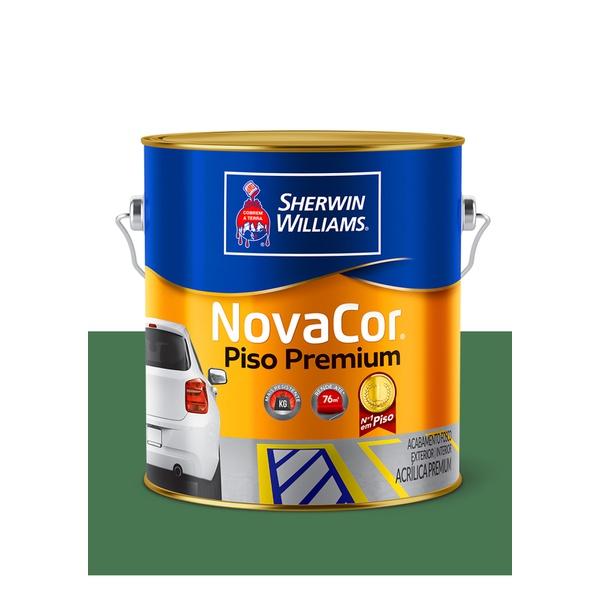 NOVACOR PISO MAIS RESISTENTE VERDE 3,6L