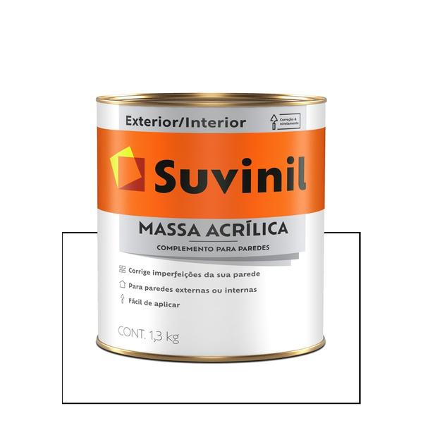 SUVINIL MASSA ACRÍLICA 1,4KG