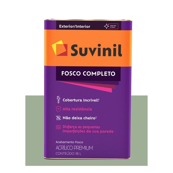 SUVINIL ACRILICO FOSCO COMPLETO CASHMARE 18L