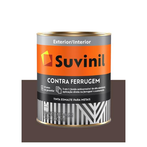 SUVINIL CONTRA FERRUGEM MARROM 900ML