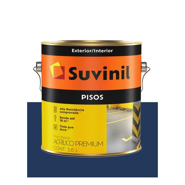 SUVINIL PISO AZUL 3,6L