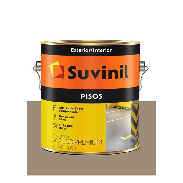 SUVINIL PISO CONCRETO 3,6L