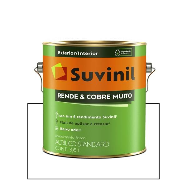SUVINIL RENDE E COBRE MUITO BRANCO 3,6L