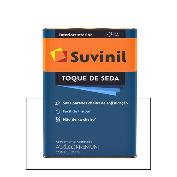 SUVINIL TOQUE DE SEDA BRANCO NEVE 18L