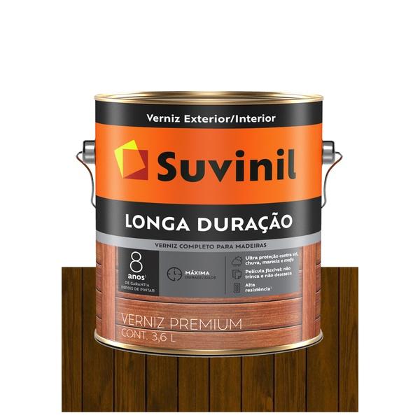 SUVINIL VERNIZ ULTRA PROTEÇÃO IMBUIA 3,6L