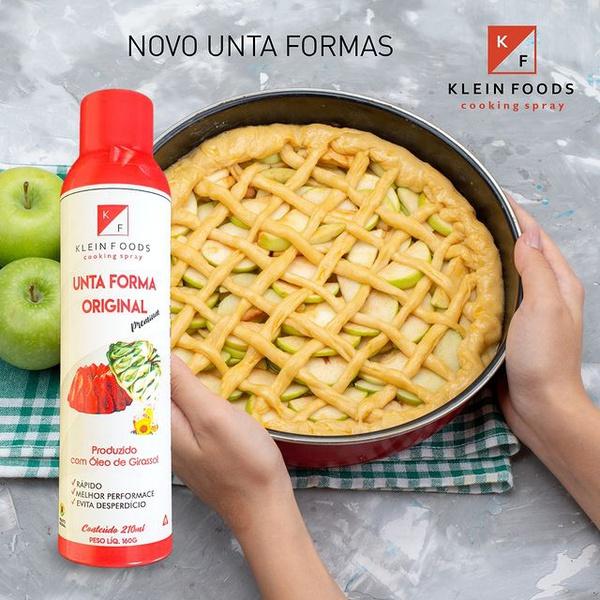 Unta Forma Original Spray Klein Foods 210ml