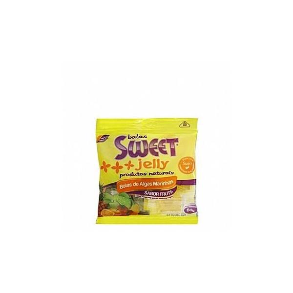 Bala De Algas Marinhas Sweet Jelly 60g
