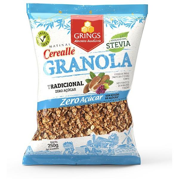 Cerealle Granola Tradicional Zero 250g