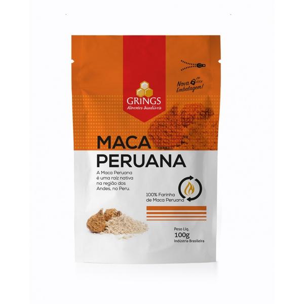 Maca Peruana 100g Grings