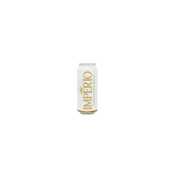 Cerveja Imperio Puro Malte 473ml