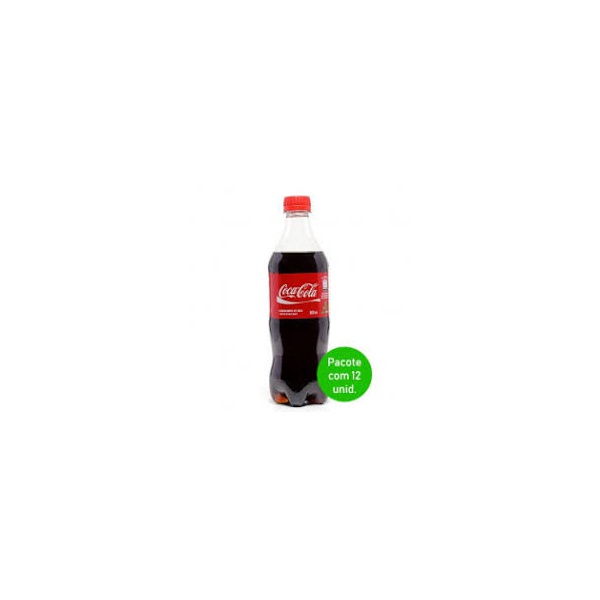 Refrigerante Pet 600ml Com 12