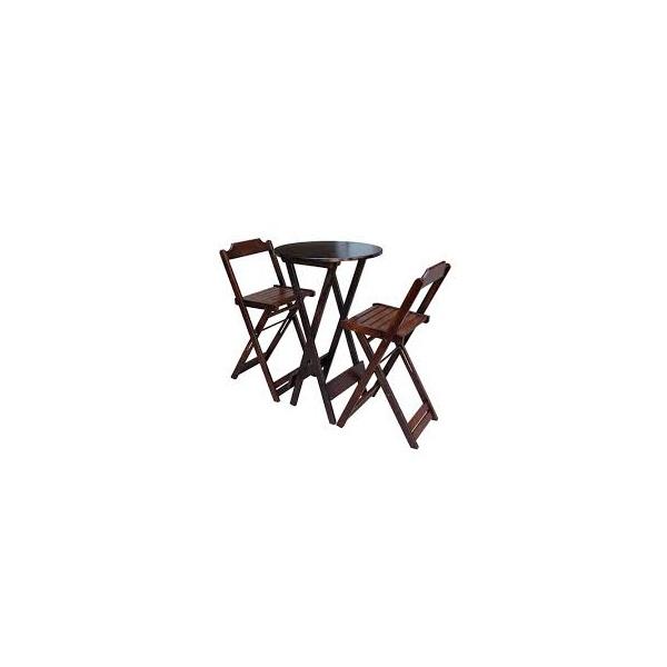 Locação - Kit mesa bistrô