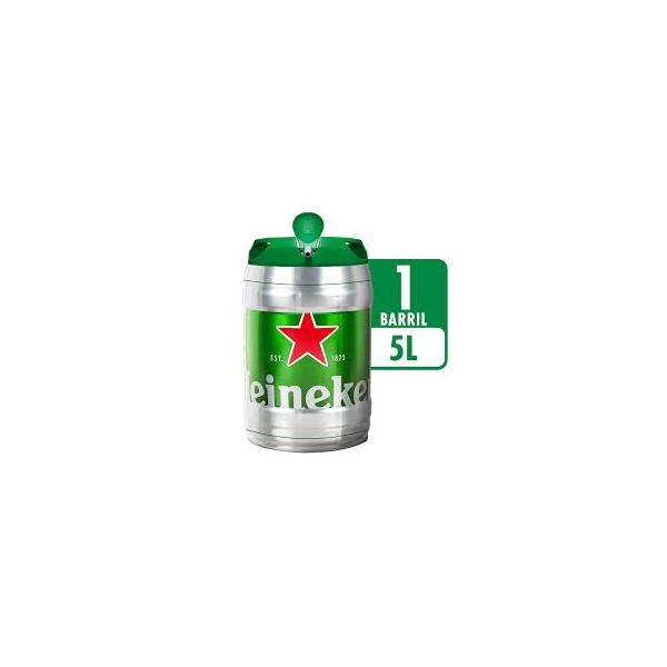 Chopp Heineken 5