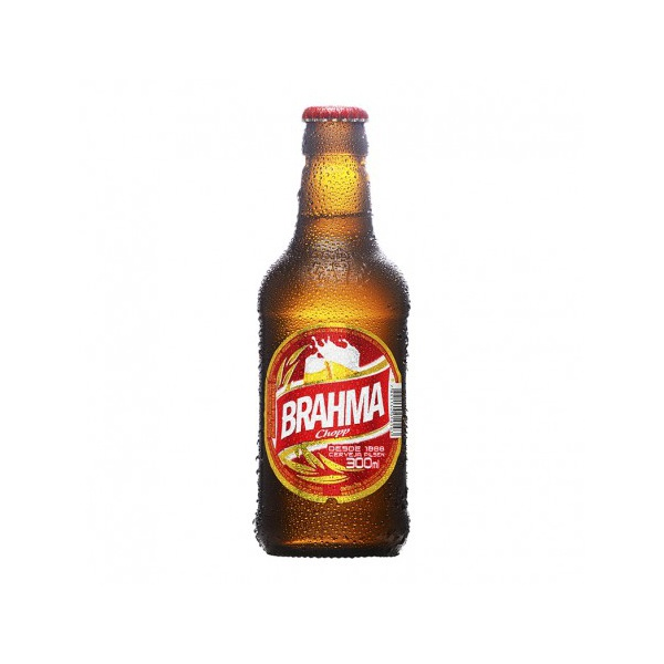 Cerveja Brahma 300ml