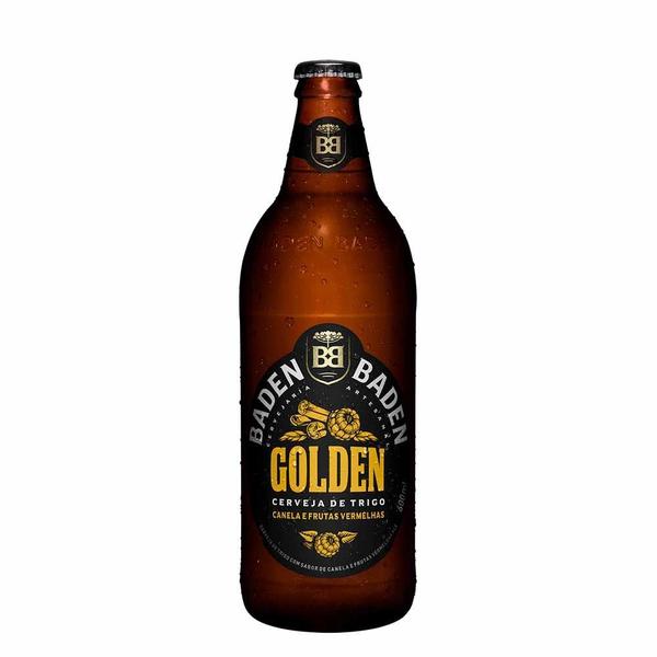 Cerveja Baden Baden Golden 600ml
