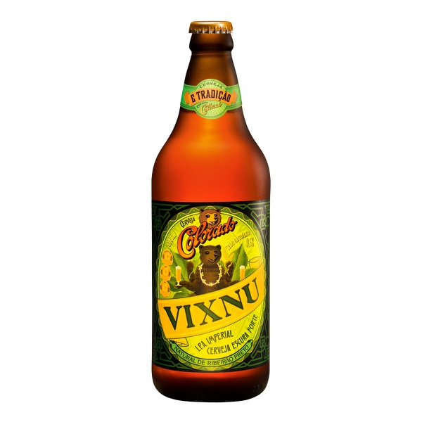 Cerveja Colorado Vixnu 600ml