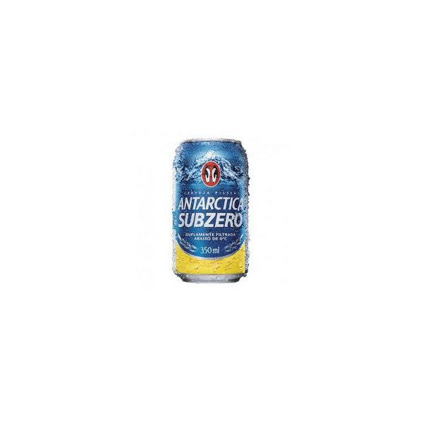 Cerveja Antarctica 350ml