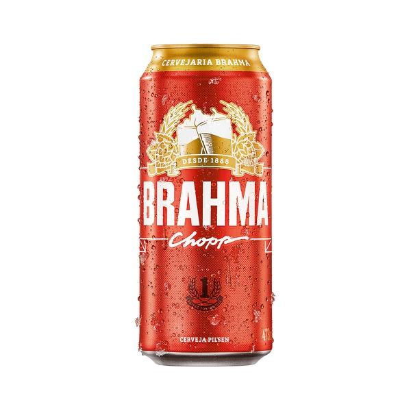 Cerveja Brahma 550ml