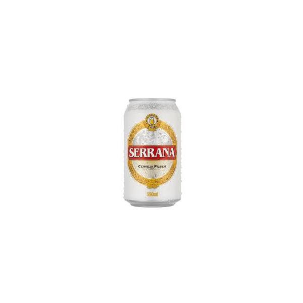 Cerveja Serrana 350ml