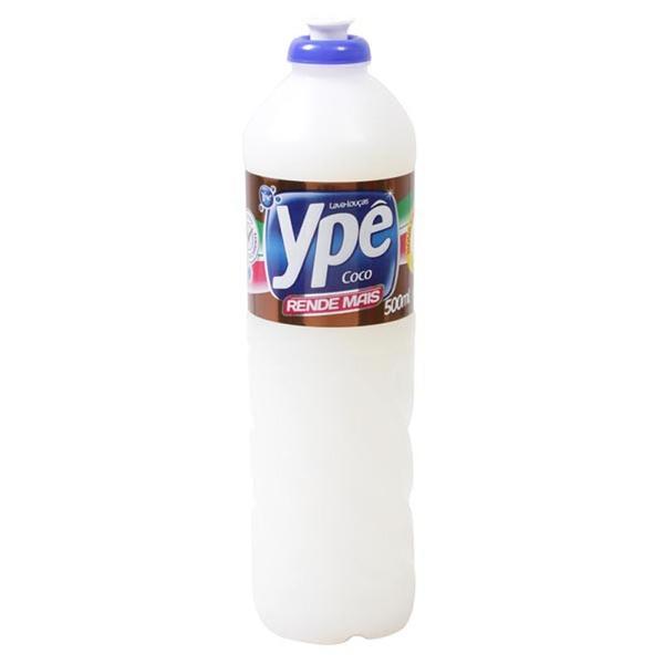 Detergente Líquido Ypê Coco 500ml