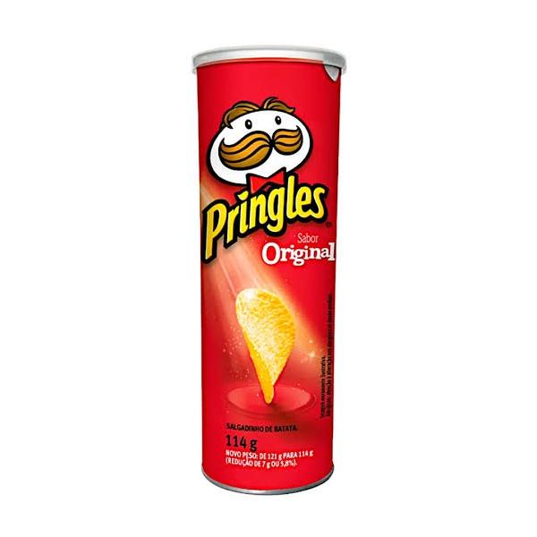 Batata Pringles 114G