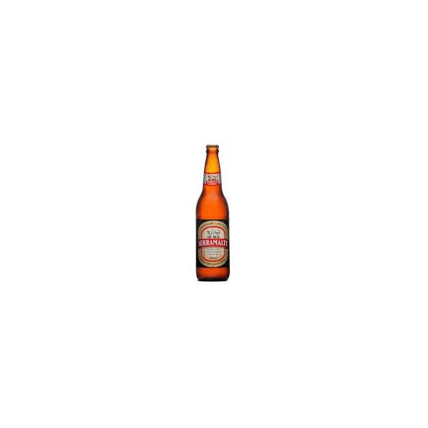 Cerveja Serramalte 600ml