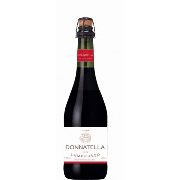Vinho Frisante Donnatella Tinto Suave 660ml