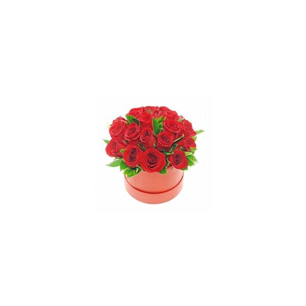 Box Rosas Vermelhas Pequeno
