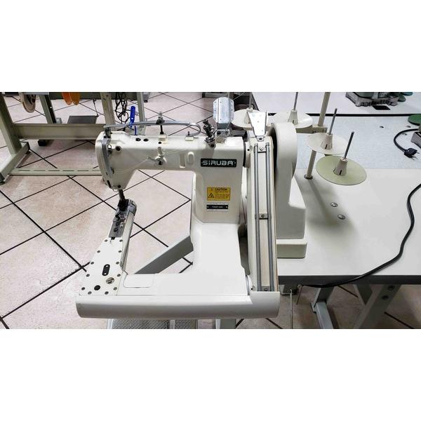 Máquina de Costura Fechadeira de Braço Siruba Usada